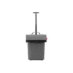 REISENTHEL® Einkaufstrolley trolley M / Einkaufstrolley 53 cm, 43 l grau