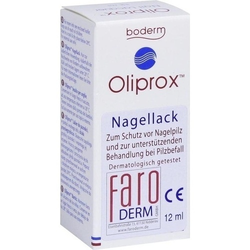 OLIPROX Nagellack bei Pilzbefall 12 ml