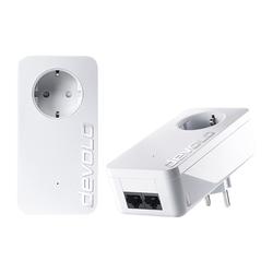 Devolo dLAN 550 Duo + Kein WLAN 500 Mbit/s 2 Adapter