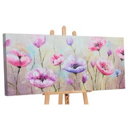YS-Art Gemälde Blumen 097