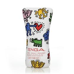 Tenga - Keith Haring Soft Tube Cup