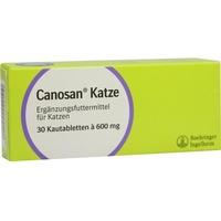 Boehringer Ingelheim Canosan Kautabletten für Katze 30 St.