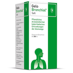 GELOBRONCHIAL Saft 200 ml