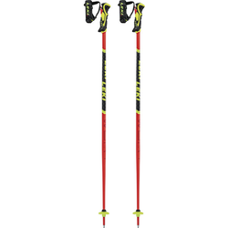 Leki WCR Lite SL 3D - Skistöcke - Kinder Red/Black/Yellow 115 cm