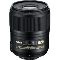 Nikon AF-S Micro Nikkor 60mm F2,8G ED
