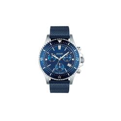 Joop! Quarzuhr Uhren,Flat Mineralglas,blau