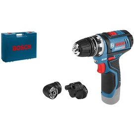 Bosch GSR 12V-15 FC Professional ohne Akku + Koffer (06019F6007)