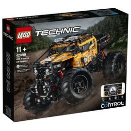 Lego Technic Allrad Xtreme-Geländewagen (42099)