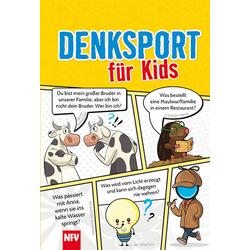 Denksport für Kids: Buch von