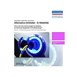 Alternative Antriebe - E-Mobilität - Unterlagen für Lehrer im Ordner - Buch
