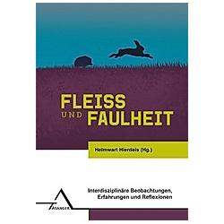 Fleiß und Faulheit - Buch