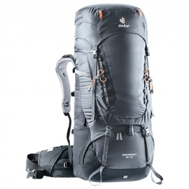 Deuter Aircontact 55+10 graphite/black