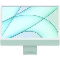 """Apple iMac 24"""" mit Retina 4.5K Display M1 8 GB RAM 256 GB SSD 8-Core GPU grün"""