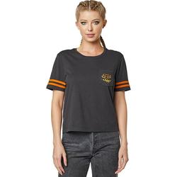 Tshirt FOX - Raleigh Ss Top Black Vintage (587)