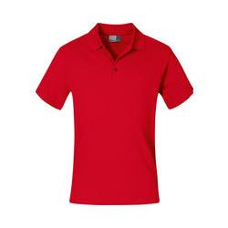 Promodoro ® - Promodoro Poloshirt Gr. 2XL rot