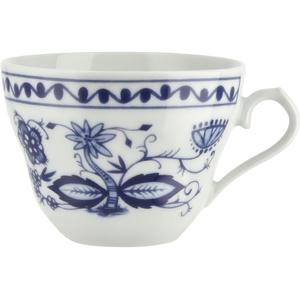 "Kahla Kaffeetasse  ""Rosella"" Zwiebelmuster ¦ blau ¦ Porzellan Ø: [8.8] » Möbel Kraft"