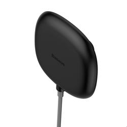 Baseus Saugnapf Wireless Charger Qi Universal Black