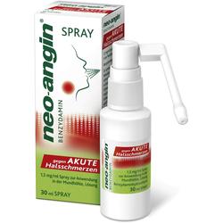 Neo Angin Benzydamin akute Halsschmerzen Spray 30 ml
