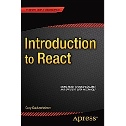 Introduction to React. Cory Gackenheimer  - Buch