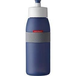 Mepal Trinkflasche PE-Trinkflasche ellipse lime, 500 ml