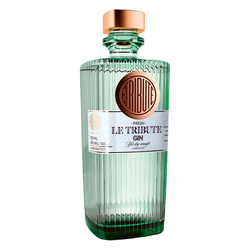 Le Tribute Dry Gin 0,70L 43% vol
