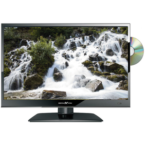 Reflexion LDDW160 mit 40cm DVB-S2/T2 H2.65/HEVC CI+, DVD Player 12/230 Betrieb