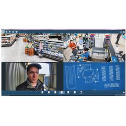 Axis Camera Station Software, Core, 4 Kanal