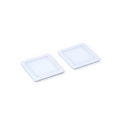 kalb Material für Möbel LED Unterbauleuchte kalb LED Unterbauleuchten Küchenleuchte Küchenleuchten Panel Unterbauleuchte Küche weiß