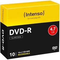 Intenso DVD-R 4,7GB 16x
