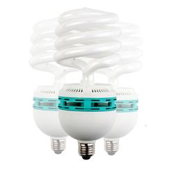 Walimex Pro Spiral-Tageslichtlampe 125W, 3er Set