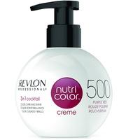 REVLON Professional Nutri Color Creme 500 purpurrot 270 ml