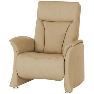 Basispreis* himolla Sessel  4010 ¦ beige ¦ Maße (cm): B: 75 H: 108 T: 88