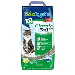Biokats Classic 3 in 1 Fresh 10 Liter