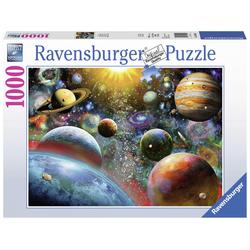 Planeten. Puzzle 1000 Teile
