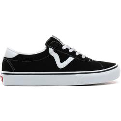 Vans - Ua Vans Sport (Suede) Black - Sneakers - Größe: 7,5 US