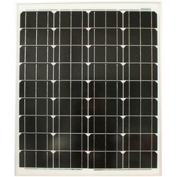 Phaesun Solarmodul Sun Plus 80, 80 W, 12 VDC silberfarben Solartechnik Bauen Renovieren