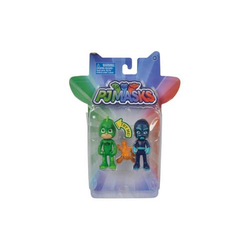 PJ Masks Figuren Set Gecko + Ninja