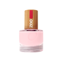 Zao - Bambus Nagellack - Nr. 643 / Pink French - 8 ml