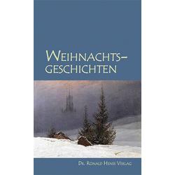 Weihnachtsgeschichten: Buch von
