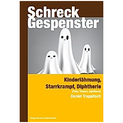 Schreck Gespenster. Daniel Trappitsch  - Buch