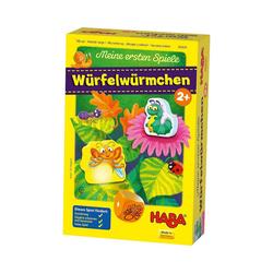 Haba Lernspielzeug HABA 303639 Meine ersten - Würfelwürmchen