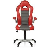 HJH Office Racer Sport rot / weiß / grau