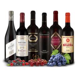 Probierpaket Exklusive Rotweine