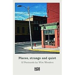 Wim Wenders, 12 Postkarten