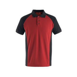 Polo-Shirt »BOTTROP« Größe L rot, Mascot