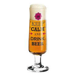Ritzenhoff Bierglas New Beer Design H14 Gabriel Weirich 300 ml, Glas