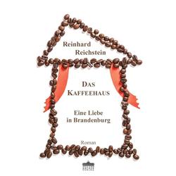 Das Kaffeehaus als Buch von Reinhard Reichstein