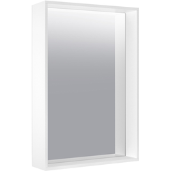 Keuco Kristallspiegel X-LINE 500 x 700 x 105 mm weiß