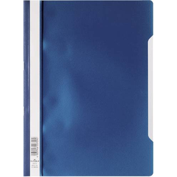 Durable 2573 257307 Schnellhefter Blau DIN A4