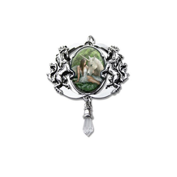 Adelia´s Amulett Cabochon Talisman, Pure Heart Cabochon